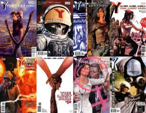 y the last man capas