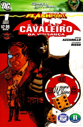 Review Flashpoint – Batman: Cavaleiro da Vingança #1