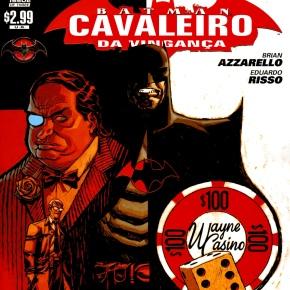 Review Flashpoint – Batman: Cavaleiro da Vingança#1