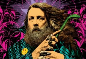 "HQ Documentário e Análise: Download de ""Mindscape of Alan Moore"""