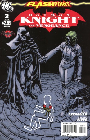 Review/Download: Batman – Knight of Vengeance#3