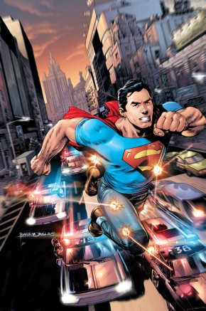DC New 52: Action Comics #1