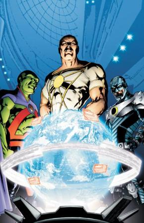 Review The New 52: Stormwatch #1