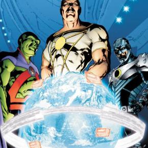 Review The New 52: Stormwatch#1