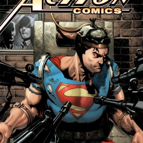 Action Comics #2: resenha e download