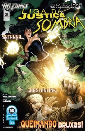 Liga da Justiça Sombria #2:review/download
