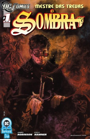 O Sombra #1: resenha/download
