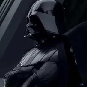 """""""E se eu te disser que a República está sob o comando do Lorde Sombrio deSith?"""""""