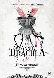 Resenha com Cointreau: Anno Dracula de KimNewman