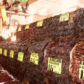Na Cidade do México: Mercado de La Merced y CaféBagdad