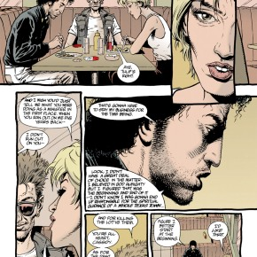 Review de Cabaré: Preacher: A Caminho do Texas – Volume 1 da Panini