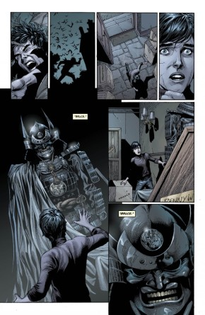 Batman – Earth One comspoilers