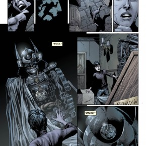 Batman – Earth One com spoilers