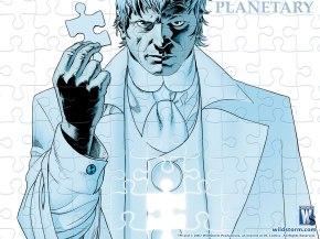Planetary – conheça um mundoestranho