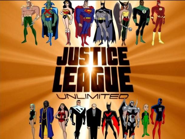 Liga da Justiça - Sem Limites - 1° Temporada