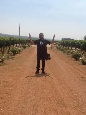 Mochilão – parte 2:Chile