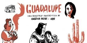 """""""Guadalupe"""" de Angélica Freitas e Odyr: resenha comcointreau"""